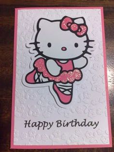 hello kitty ballerina birthday - Google Search