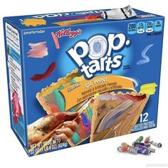 Lays Chips Flavors, Pop Tart Flavors, Oreo Flavors, Weird Food, Fake Food, Yummy Snacks, Yummy Food, Drunk Memes, Tart Collections