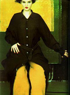 Sarah Moon: Taste Of Colours, 1994