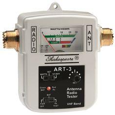 Shakespeare ART-3 Antenna Radio Tester - https://www.boatpartsforless.com/shop/shakespeare-art-3-antenna-radio-tester/