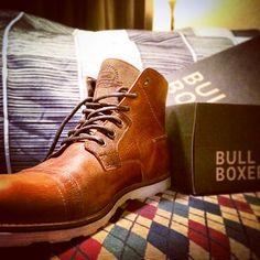 Street Style / Bullboxer Shoes From @mrjamies