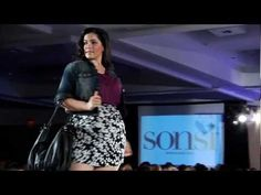 Sonsi's Fall Runway Show at Full Figured Fashion Week 2011 -- #fffweek #curvy #plussize #nyc