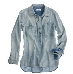 rivet & thread popover from madewell