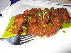 Yummy appetisers at  PVR BluO, Orion Mall, Bangalore