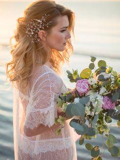 Wedding Boudoir Inspiration by the Beach 00017