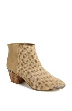 DV by Dolce Vita 'Navi' Bootie available at Spring Outfits, Spring Clothes, Desert Colors, Beautiful Shoes, Plus Size Fashion, High Heels, Nordstrom, Booty, My Style