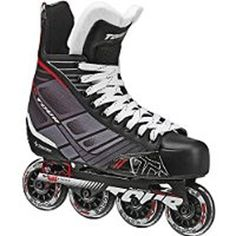 Roller Hockey Skates - Tour Hockey 58TA09 Senior FB225 Inline Hockey Skate Size 10 * You can find out more details at the link of the image.