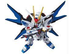 SD EX-Standard Strike Freedom Gundam - Gundam: Imported Model Kits Super Deformed