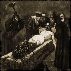 Opinion you modern inquisition torture