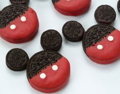 14 Disney Treats That Are *Almost* Too Cute to Eat via Brit + Co