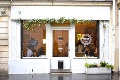 Le Poutch, café & lunch l 13, rue Lucien Sampaix l Métro: Gare de l'Est l Paris
