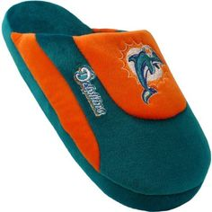 NFL Slip On Slipper Dolphins Mens by Forever Collectibles. $21.76