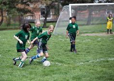 This summer break, give your child the necessary creative skills to make a difference on the #soccer field by signing them up for #SummerCamp!