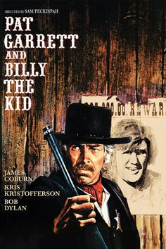 Pat Garret & Billy The Kid -  Here Peckinpah departs from his trademark violence and nihilism, to create an existencialist, modernist, nuanced, modern soundtrack-ed, acid western. (8.5/10)