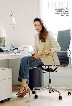 c9786ce51242 Image result for clare waight keller Business Outfits