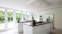 Antonissen Interieurbouw ontwerpt en realiseert maatwerk keukens
