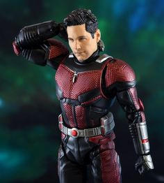 New Looks At Tamashii Nations' First Round Of Avengers: Endgame S. Spider Cartoon, Big Ant, First Round, Clint Barton, Male Figure, Hawkeye, New Image, Captain America, Iron Man