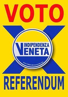 L'INDIPENDENZA DI SAN MARCO: INDIPENDENZA VENETA, UN ALTRO MANIFESTO ORIGINALE!...