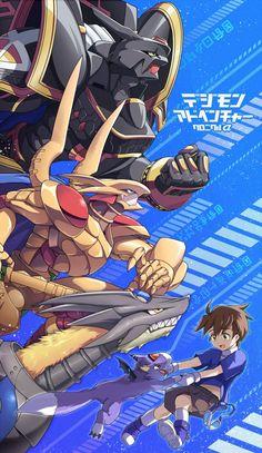 Manga Anime, Anime One, Anime Naruto, Pokemon Vs Digimon, Digimon Tattoo, Digimon Wallpaper, Monster Hunter Art, Digimon Tamers, Digimon Digital Monsters