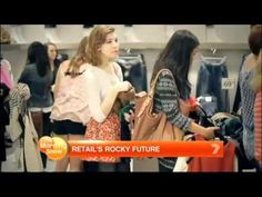 International fashion giants are poised to expand in Australia over the next year. Fashion commentator Melissa Hoyer and Brian Walker of Retail Doctor Group discuss the implications for Australian retailers. #retail #business