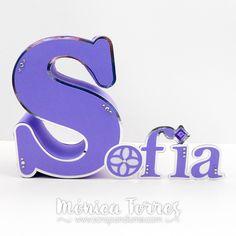 Nombre 3D Sofia The First