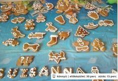 Finn karácsonyi, azonnal puha mézeskalács 18. Gingerbread Cookies, Cake Recipes, Desserts, Christmas, Food, Gingerbread Cupcakes, Tailgate Desserts, Xmas, Deserts