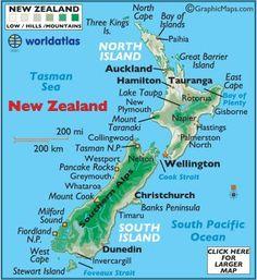 New Travel Tattoo Australia New Zealand Ideas New Travel, Future Travel, Paris Travel, Travel Usa, Japan Travel, Map Of New Zealand, New Zealand North, New Zealand Travel, Honeymoon In New Zealand