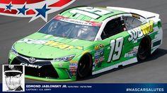 """NASCAR on Twitter: """"#NASCARsalutes U.S. Army Captain Edmond Jablonsky Jr. (10/1/42 - 5/3/68)."""
