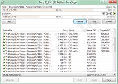 http://www.downloadgg.com/teracopy/ ดาวน์โหลด #TeraCopy 2.3 โปรแกรมช่วยก๊อบปี้ไฟล์ได้เร็วกว่าเดิม