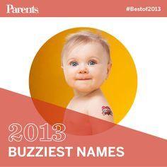 Buzziest Names of 20