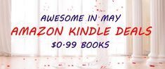 May Deals, A Little Sizzle   FINAL DAYS Beltway Betrayers will be .99 cents.