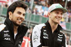 セルジオ・ペレス 「ルノーがヒュルケンベルを狙うのはわかっていた」  [F1 / Formula 1]