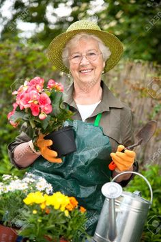 MISS MAUDIE: This picture shows what I envision Miss Maudie to look like, while doing one of her favorite hobbies, gardening. She is supportive, optimistic, and a good neighbor. Miss Maudie is always looking out for her friends, and like Atticus, forms her own opinions about people of Maycomb. She is like a grandmother to Scout.