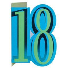Celebrate 18th Birthday