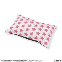 Dog Beds For Small Dogs, Pink Stars, Small Breed, Star Patterns, Pet Gifts, Dog Tags, Plush, Indoor, Fun