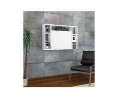 Bureau Calder, wit, 19, 5 x 90 x 60 cm