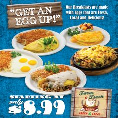 "EXPIRED | ""Get an Egg Up!"" 