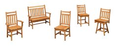 Bradford Chair Styles