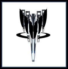 The Normandy is Spectre Mass Effect Ships, Mass Effect 1, Body Art Tattoos, I Tattoo, Sleeve Tattoos, Mass Effect Tattoo, Mass Effect Characters, Wolf Sleeve, Cute Tats