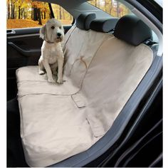 Kurgo Bench Seat Cover, Khaki « Pet Lovers Ads