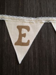 A personal favorite from my Etsy shop https://www.etsy.com/listing/182155621/custom-4-inch-handmade-burlap-iron-on