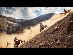 2015 Erzberg Rodeo Red Bull Hare Scramble results in four-way tie [w/videos]