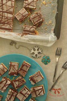 Orechové rezy dvoch farieb s citrónovou polevou - Sisters Bakery Bakery, Food, Eten, Bakery Business, Meals, Bakeries, Diet