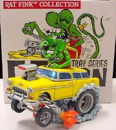 Rat Fink..Re-pin brought to you by agents of #Carinsurance at #HouseofInsurance in Eugene, Oregon