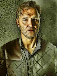 The Walking Dead: Governor: Fractalius Re-Edit by ~nerdboy69 on deviantART