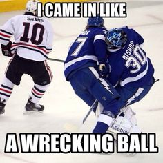 I may have laughed at this #NotSorry #LetsGoHawks