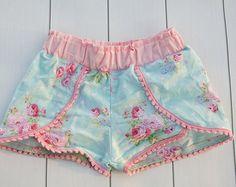 Resultado de imagen para diferentes estilos de shorts nenas