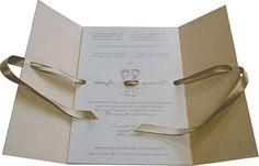 Convites de Casamento Criativos, Bonitos e Baratos