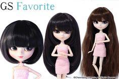 GS favorite:Brunet hair set