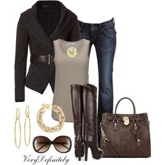 """Gucci Boots"" by verydefinitely on Polyvore"